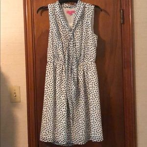Betsy Johnson Polka Dot Dress